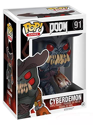 POP! Vinilo - Games Doom 6 Cyberdemon