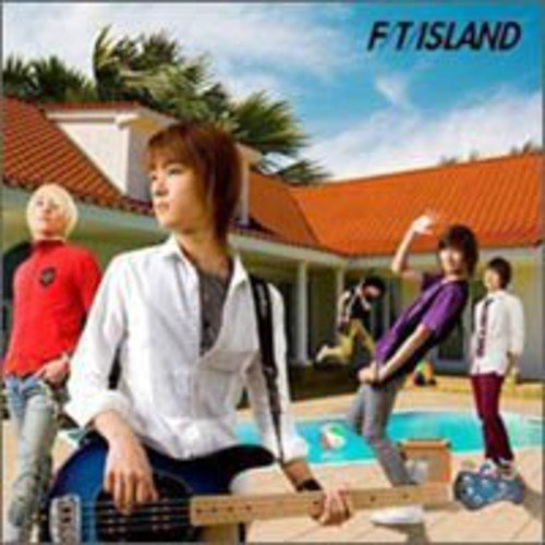 CD : FT Island - Brand New Days (Asia - Import)