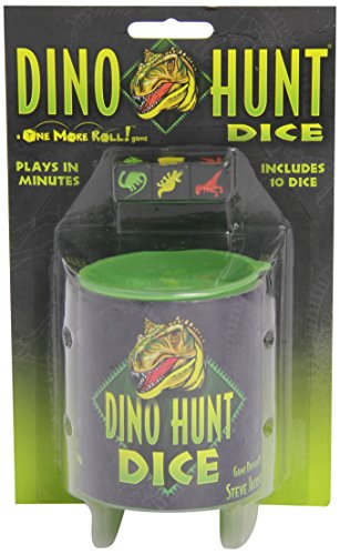 - Steve Jackson Games Dino Hunt Dice