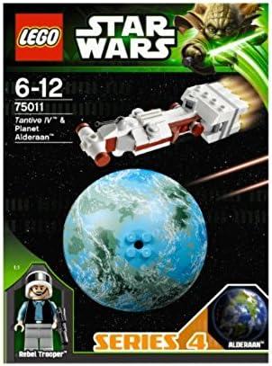 LEGO Star Wars 75011 Tantive IV Rebel Trooper Alderaan Planet Kugel Series 4