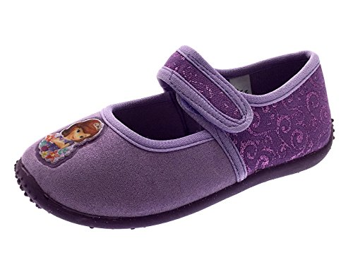 Lora Dora Princess Sofia Girls Slippers -