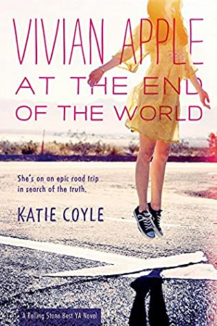 book cover of Vivian Apple at the End of the World
