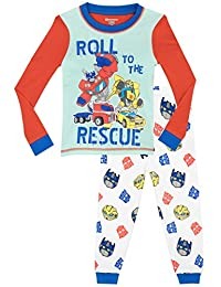 Transformers Boys Rescue Bots Pajamas