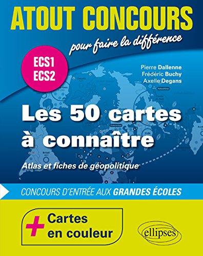 pauvert carte noel 2018 Télécharger Les 50 Cartes à Connaître Concours d'Entrée aux  pauvert carte noel 2018
