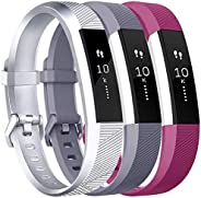 for Fitbit Alta HR Bands, Vancle Classic Accessory Band Replacement Wristband Strap for Fitbit Alta HR 2017 /