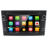 7 inch HD Touchscreen Auto Car in Dash DVD Player GPS Navigator for Opel VAUXHALL Astra Vectra Corsa Antara Vivaro Zafira Meriva with CanBus Bluetooth TF Card RDS Radio USB Port SD Slot
