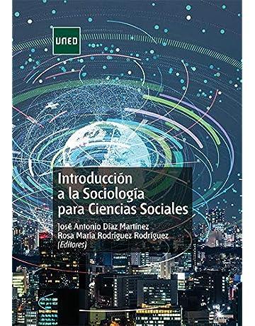 Introducción a la sociología para ciencias sociales (GRADO)