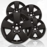 20'' Matte Black Wheel Skins (Set of 4) for 2008-2013 Dodge RAM 1500 - 2363