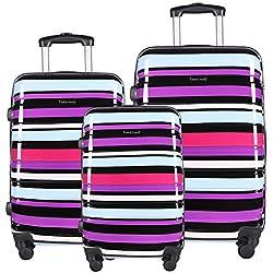 Luggage Set Durable Lightweight Spinner Suitecase