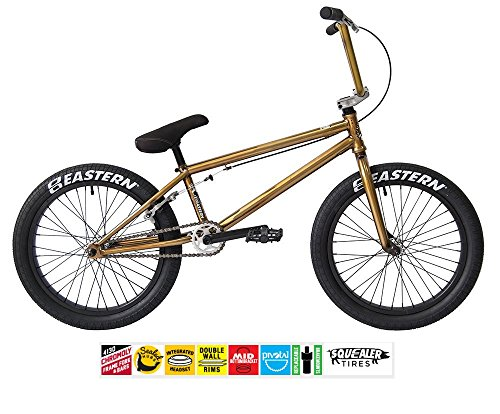 EASTERN SHOVELHEAD BMX BIKE 2017 BICYCLE TRANS GOLD