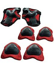 Kit De Proteção Vermelho C/6pçs Mimo Style Vermelho