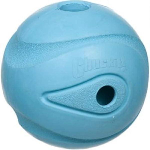 Chuckit! 202203 The Whistler Ball, 1 Pelota para Perros Compatible ...