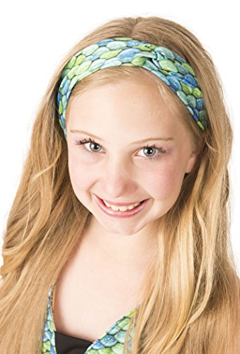 Fin Fun Mermaid Headwrap, Mermaidens Swimwear and Accessories