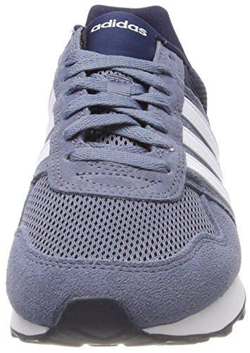Adidas Multicolores S18 Bleu Hommes Blanc Pour 10k Universitaire Acier S18 acier Blanc Brut Marine Chaussures 4d8EZqOwW4