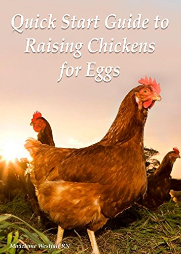 Quick Start Guide to Raising Chickens for Eggs by [Westfall, Madeleine]