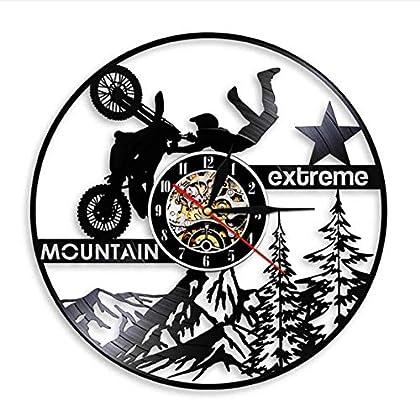 clockfc Mountain Extreme Sports Lighting LED Lámpara Colgante ...