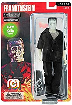 "Mego Horror The Twilight Zone From Another Galaxy 8"" Action Figure New"