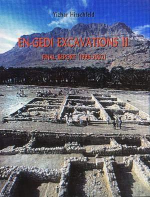 En Gedi Excavations: Pt. 2 pdf epub