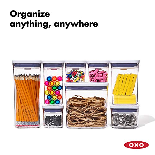 NEW OXO Good Grips 3-Piece POP Container Value Set