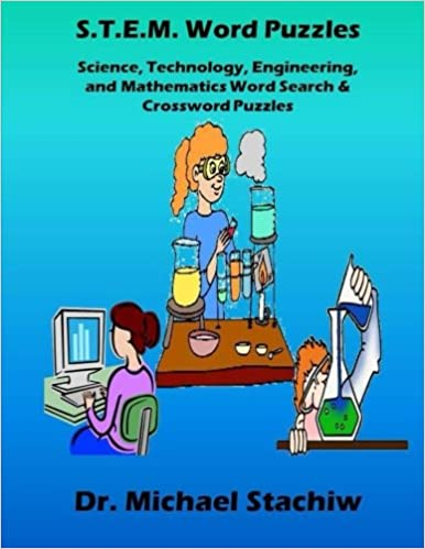 S.T.E.M. Word Puzzles: Science, Technology, Engineering, and ...