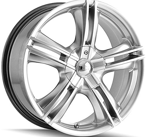 Ion Alloy 161 Hypersilver Wheel with Machined Face (Scion Alloy Wheels)