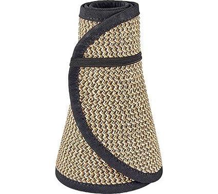 28d32687bcd San Diego Hat Company Womens Ultrabraid Visor with Ribbon Binding ...