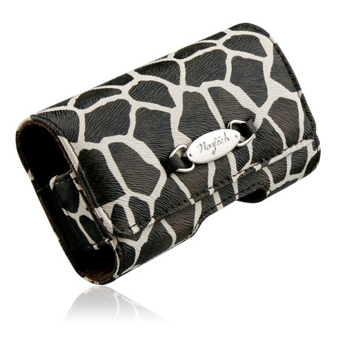 (Naztech Safari Case for Medium Bar Phones and PDAs - Giraffe)