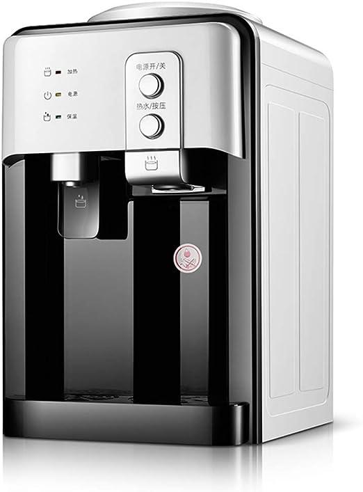 Dispensador de agua Mesa de carga superior Agua fría y caliente y ...