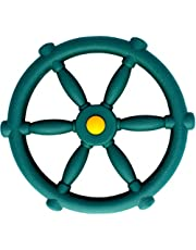 Jungle Gym Kingdom Pirate Ships Wheel - Green