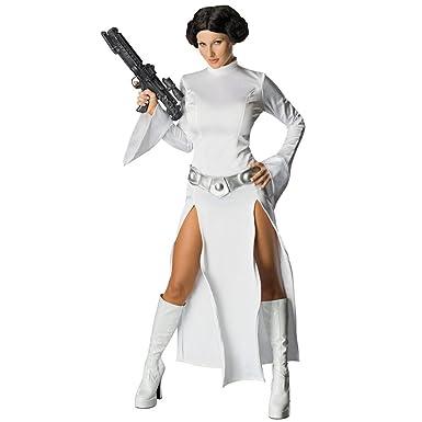 Original licencia Sexy Princess Leia Star Wars Disfraz ...