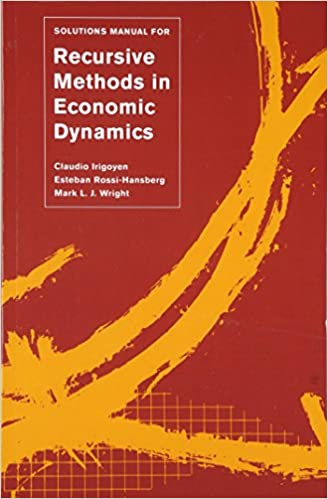 Solutions manual for recursive methods in economic dynamics claudio solutions manual for recursive methods in economic dynamics claudio irigoyen esteban rossi hansberg mark l j wright 9780674008885 amazon books fandeluxe Images