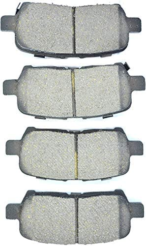 Dash 4 MFD1273 Premium Brake Pad Optimizer Metallic