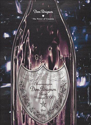 magazine-advertisement-for-dom-perignon-2000-rose-vintage-champagne