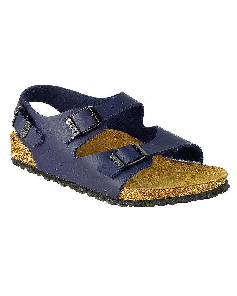 94c189149e6c2 Birkenstock Roma Girls Summer Adjustable Buckle Sandal Birko Flor Beach  Shoes  Amazon.co.uk  Shoes   Bags