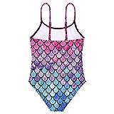 Zando Girls Swimsuits Bathing Suits - Athletic One