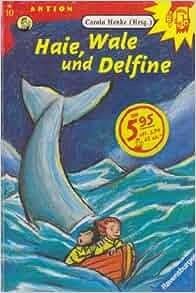 Haie wale und delphine hrg carola henke 9783473541539 for Carola henke