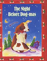 The Night Before Dog-Mas (Mini Book, Christmas, Holiday)