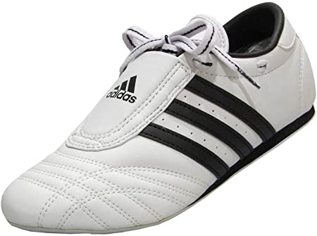 adidas Women's Martial Arts Shoes White White: Amazon.co.uk: Shoes ...