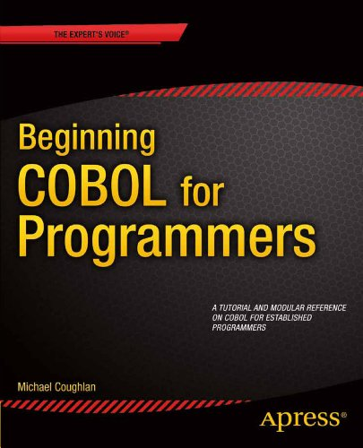 Download Beginning COBOL for Programmers Pdf