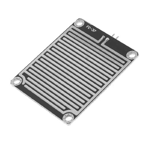 (uxcell 3.3V-5V Sensitive Humidity Detection Leaf Wetness Sensor)