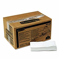 RUBBERMAID COMMERCIAL PROD. Liner for baby changing table. Includes 320 baby-changing-table liners. Manufacturer Part Number: RCP 7817-88 WHI