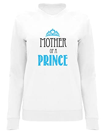 Sudadera Mujer - Mother of a Prince - Regalo Original para ...