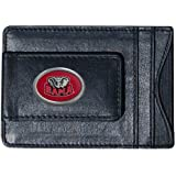 NCAA Leather Cash and Card Holder
