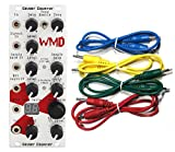 WMD Geiger Counter Eurorack Digital Destruction Synth Module w/ 4 Cables