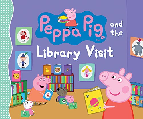 Download Peppa Pig and the Library Visit book pdf | audio id:ce0htni