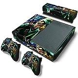 EBTY-Dreams Inc. - Microsoft Xbox One - Zelda Link Triforce Video Game Vinyl Skin Sticker Decal Protector