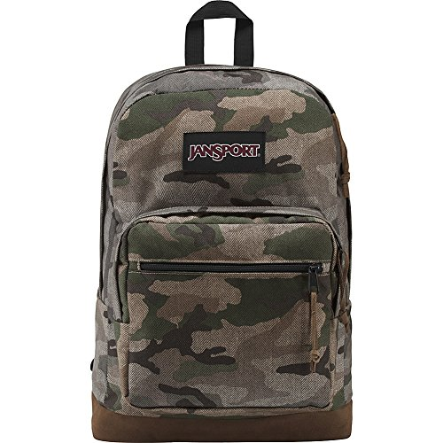 Backpack Jansport Camouflage (Jansport Right Pack Expressions Backpack (Camo Ombre, One Size))