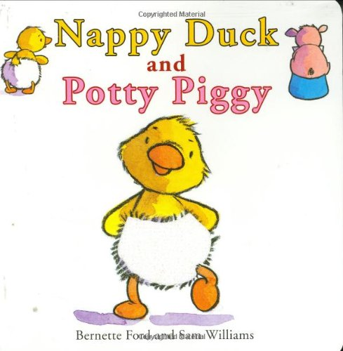 Download Nappy Duck and Potty Piggy pdf epub