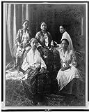 HistoricalFindings Photo: Filipino women,traditional dress,Tabai,Dayang Hadji Piandao,Amina,Annang,c1880