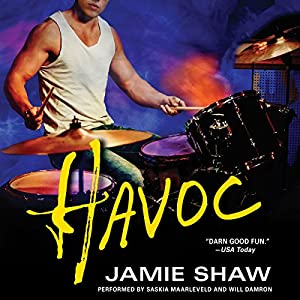 Havoc Audiobook